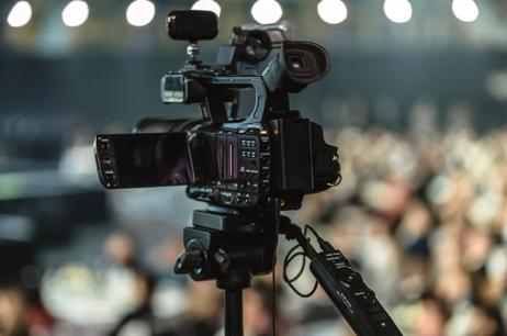 A Camera Broadcasting