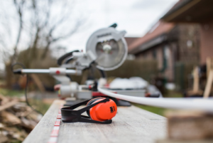 Heavy Ear Protection For Construction Workers